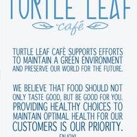 Photo prise au Turtle Leaf Cafe par Turtle Leaf Cafe le9/4/2015