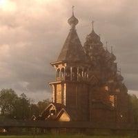 Снимок сделан в Невский лесопарк пользователем Sergey K. 6/16/2013