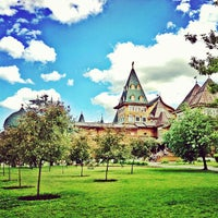 Снимок сделан в Музей-заповедник «Коломенское» пользователем Yaroslav R. 6/12/2013