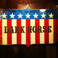Foto tirada no(a) World Famous Dark Horse Bar & Grill por Eric M. em 12/27/2012