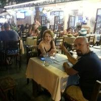 8/29/2013 tarihinde Hakan Y.ziyaretçi tarafından Calamar Restaurant'de çekilen fotoğraf