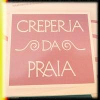Foto diambil di Creperia da Praia oleh Bianca C. pada 10/13/2012