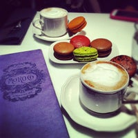 Foto tirada no(a) Moroco Chocolat por Darina G. em 12/1/2012
