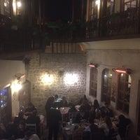 1/23/2016 tarihinde Ilkay A.ziyaretçi tarafından Avlu Restaurant'de çekilen fotoğraf