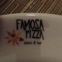 Foto diambil di Famosa Pizza oleh Pedrito C. pada 1/20/2013