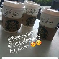 9/18/2018 tarihinde AyŞe L.ziyaretçi tarafından Starbucks'de çekilen fotoğraf