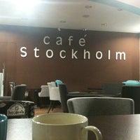 Foto diambil di Cafe Stockholm oleh Ceren G. pada 11/5/2012