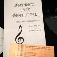 Foto scattata a The Clark Center For The Performing Arts da Kristin D. il 5/20/2014
