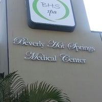 1/10/2014にBill G.がBeverly Hot Springs Spa & Skin Care Clinicで撮った写真
