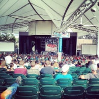 Photo prise au Cynthia Woods Mitchell Pavilion par Liliana D. le10/6/2012