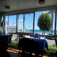 Photo prise au Restaurante Pizzería La Vela par Ana Amelia T. le4/1/2013