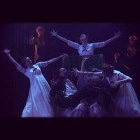 Снимок сделан в Драматический театр «На Литейном» пользователем Варвара Щ. 11/29/2012