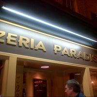 Das Foto wurde bei Pizzeria Paradiso von Marc R. am 1/11/2013 aufgenommen