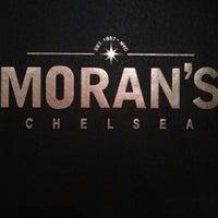 Das Foto wurde bei Moran's - Chelsea von Audra M. am 12/2/2012 aufgenommen