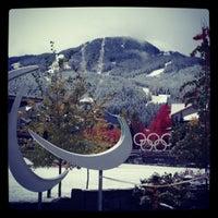 Foto tomada en Olympic Plaza por Dean N. el 10/20/2012