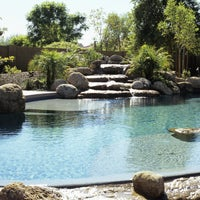 Photo Taken At Emerald Pools And Spas Inc By A On 3