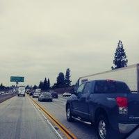 I-210 / I-605 Interchange - Intersection