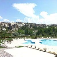 Photo prise au Tourist Hotels & Resorts Cappadocia par Huma E. le5/5/2013
