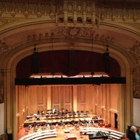 Photo prise au Copley Symphony Hall par Kathy H. le5/12/2013
