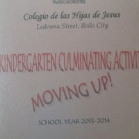 Photos at Colegio de las Hijas de Jesus (CHJ) - Ledesma St