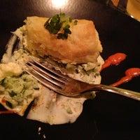 Снимок сделан в Ambar Balkan Cuisine пользователем Nate H. 2/28/2013