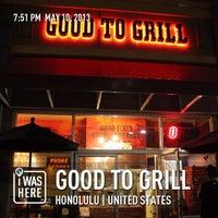 5/11/2013 tarihinde Michael C.ziyaretçi tarafından Good to Grill'de çekilen fotoğraf