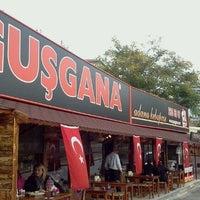 10/26/2011 tarihinde Galip Hasan G.ziyaretçi tarafından Guşgana Kebap & Fırın'de çekilen fotoğraf