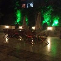 10/19/2012 tarihinde Cansu Y.ziyaretçi tarafından Notte Hotel'de çekilen fotoğraf