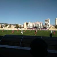 2/18/2018 tarihinde Mehmetali G.ziyaretçi tarafından Silifke Şehir Stadyumu'de çekilen fotoğraf