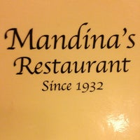 12/26/2012にBren B.がMandina's Restaurantで撮った写真
