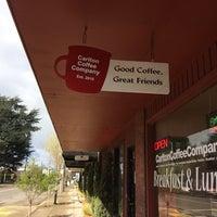 4/4/2014にRachelがCarlton Coffee Companyで撮った写真