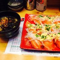 รูปภาพถ่ายที่ 유쾌한스시 โดย Seo J. เมื่อ 10/6/2014