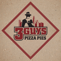 Снимок сделан в 3 Guys Pizza Pies пользователем 3 Guys Pizza Pies 10/1/2015