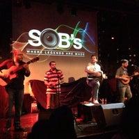 Foto scattata a S.O.B.'s da Diogo M. il 7/21/2013