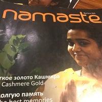 Foto scattata a Namaste da Taiba A. il 10/15/2017