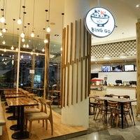 Das Foto wurde bei Bing Go Korean Cafe von Bing Go Korean Cafe am 10/21/2015 aufgenommen