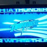 12/29/2012 tarihinde Valerie A.ziyaretçi tarafından INTRUST Bank Arena'de çekilen fotoğraf
