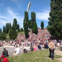Das Foto wurde bei Mauerpark von Tero am 7/7/2013 aufgenommen