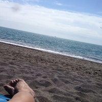 Photo prise au Playa del parque natural de la desembocadura del Guadalhorce par Alejandro D. le5/24/2014