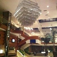 Das Foto wurde bei Tuğcan Hotel von Cagri Ç. am 12/5/2012 aufgenommen
