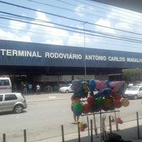 Foto tirada no(a) Terminal Rodoviário de Candeias por Edcarlos A. em 10/15/2015
