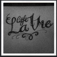5/3/2013 tarihinde İsmail Anıl G.ziyaretçi tarafından Cafe La Vie'de çekilen fotoğraf