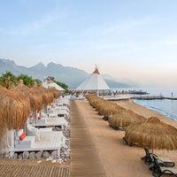 Photo Taken At Paloma Renaissance Antalya Beach Resort Amp Spa By