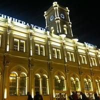 Снимок сделан в Ленинградский вокзал (ZKD) пользователем Alexey D. 6/2/2013