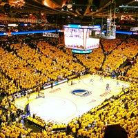 Das Foto wurde bei Oakland Arena von Chester N. am 5/3/2013 aufgenommen