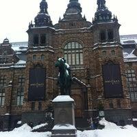 Снимок сделан в Nordiska museet пользователем Aleksandar 12/26/2012