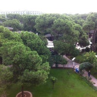 Photo prise au Papillon Ayscha Hotel Resort & Spa par Baris A. le10/28/2012