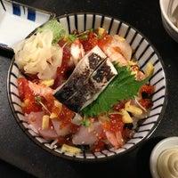 Das Foto wurde bei Sea Monstr Sushi von Niña am 1/5/2013 aufgenommen