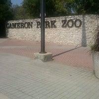 9/22/2012에 Michelle O.님이 Cameron Park Zoo에서 찍은 사진