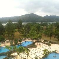 4/14/2013 tarihinde Diana P.ziyaretçi tarafından Gamboa Rainforest Resort'de çekilen fotoğraf